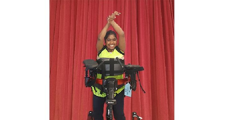 「Rifton Pacer系列」<br> 誰說腦性麻痺不能夠跳芭蕾舞!